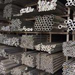 알루미늄 튜브 6082, 5083, 5086, 5052, 6063, 7075, 1100 파이프