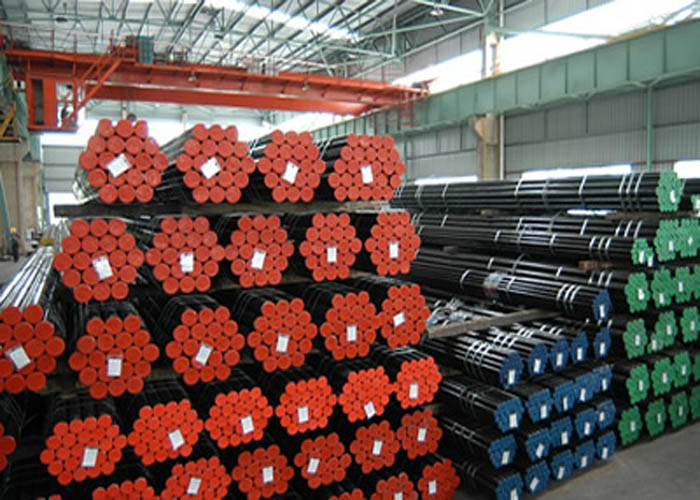 API 5L, API 5CT, ASTM A106 / A53, DIN 2391, EN10305, EN10210 탄소 합금 이음매없는 강관