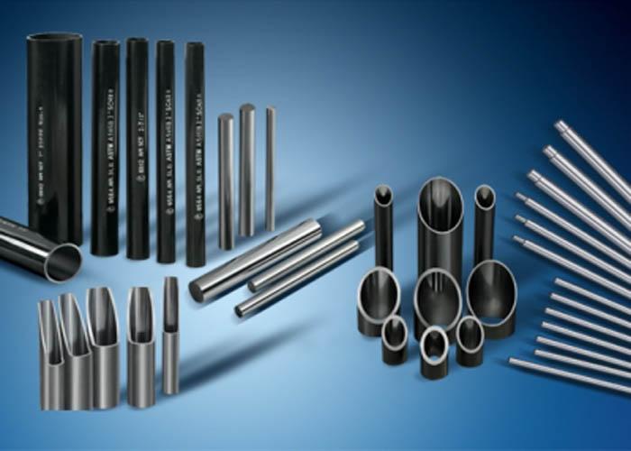 ST45, ST52, SAE1026 정밀 이음매없는 스틸 튜브가있는 유압 및 공압 실린더