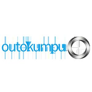 Outokumpu 로고