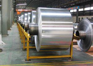 1100,2024,3105,4A11,5083,6061,6082,6063,7A09의 합금 알루미늄 코일