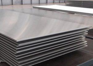 Monel 400 플레이트 ASTM B127 UNS N04400 시트