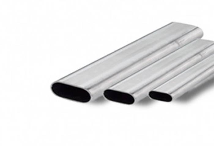타원형 튜브 타원형 파이프 냉간 인발 용접 S235JR, S275JR